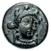 Bronze Æ10 (Eleutheria) – avers