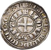 Gros au châtel - Gui IV de Saint-Pol – avers