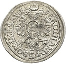 2 Kreuzer - Johann Jakob Blarer von Wartensee – revers