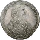 1 Thaler - Heinrich Christoph von Wolfframsdorf – avers
