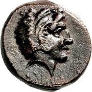 Chalkon - Derdas II (Elymiotis; Aiani) – avers