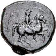 Dichalkon - Derdas II (Elymiotis; Aiani) – avers