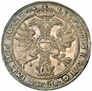 2 thaler - Leopold I – revers