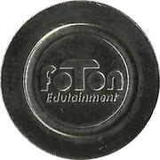 Amusement Token - Foton Edutainment – avers