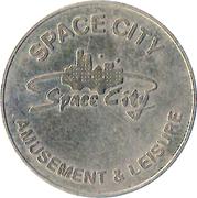 Amusement Token - Space City – avers