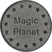 Amusement Token - Magic Planet – revers