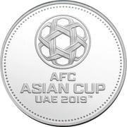 50 Dirhams - Khalifa (AFC) – avers