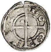 Obolo Pons Hugues IV – revers