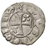 Dinero Hugues III – revers