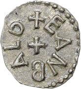 Styca - Eanbald II – avers