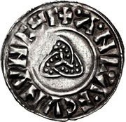 Penny - Anlaf Sihtricsson (1er règne) – avers