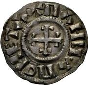 Penny - Æthelwulf – revers