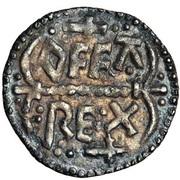 Penny - Abp. Jaenberht (under Offa) – revers
