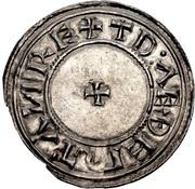 Penny - Æthelstan (Small cross type) – avers
