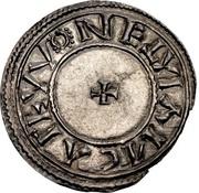Penny - Æthelstan (Small cross type) – revers