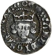 1 Penny - Edward IV (2nd reign) – avers