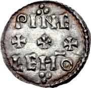 1 Penny - Aethelstan (Two-line Small Cross type) – revers