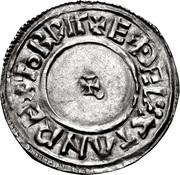 1 Penny - Æthelstan – avers