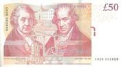 50 Pounds (Boulton & Watt) – revers