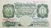1 Pound (Britannia, no thread) – avers