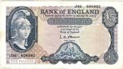 5 Pounds (Britannia, Blue) – avers