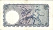 5 Pounds (Britannia, Blue) – revers