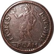 Copper Coin of Arthur Pendragon – revers