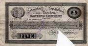 5 Pounds (Stamford, Spalding & Boston) – avers