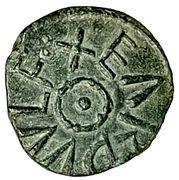 Styca - Aethelred II (2nd reign, Phase IIci) – revers