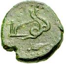 Bronze Æ21 (Enna) – revers