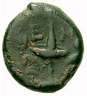Bronze Æ15 (Enna) – revers