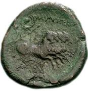 Bronze Æ20 (Enna) – revers