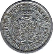 5 centimes - Union des commerçants détaillants - Epernay [51] – avers