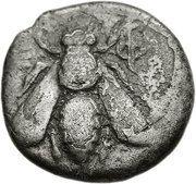 Hemidrachm (Ephesos, Unknown magistrate) – avers