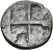 Hemidrachm (Ephesos, Unknown magistrate) – revers