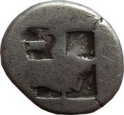 Drachme d'Ephese – revers