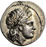 Drachm (Epidauros) – avers