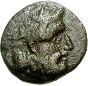 Dichalkon (Epidauros) – avers