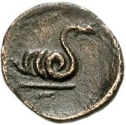 Bronze Æ15 (Epidauros) – revers