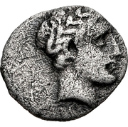 Obol (Epidauros) – avers