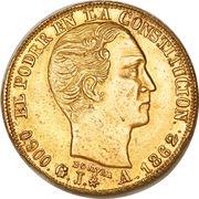 50 francos (Essai) – avers