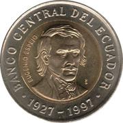 1000 sucres (Banque centrale) -  avers