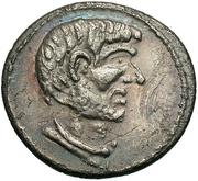 Denarius (Imitation of Roman republican) – avers
