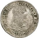 60 Kreuzer - Georg Albrecht II. – avers