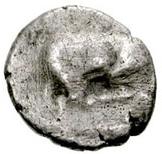 Hemidrachm (Eretria) – avers
