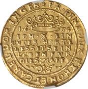 1 Ducat - Gustav Adolf II (Occupation suédoise) – revers
