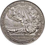 5 Thaler - Gustav Adolph II (Décès) – avers