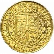 10 ducat Christina – revers
