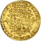 2 ducat Christina – revers