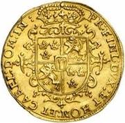2 ducat Christina – revers